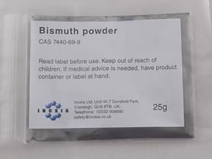 Bismuth powder 25g