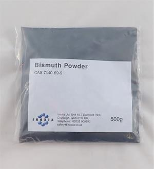 Bismuth powder 500g