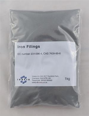 Iron filings bright 1kg