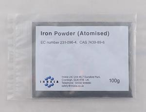 Iron powder (atomised) 100g