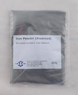 Iron powder (atomised) 500g