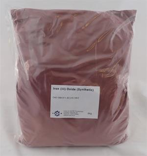 Iron (iii) oxide (synthetic) 6kg