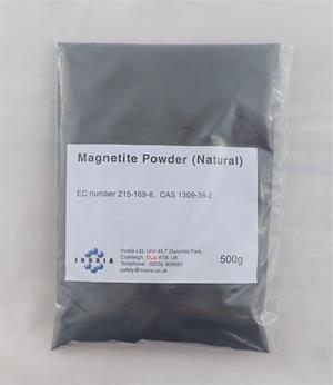 Magnetite powder (natural) 500g