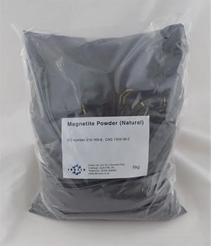 Magnetite powder (natural) 6kg