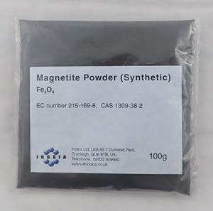 Magnetite powder (synthetic) 100g