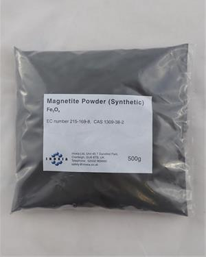 Magnetite powder (synthetic) 500g
